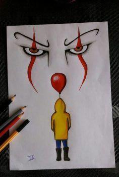 Иллюстрация от руки карандашом