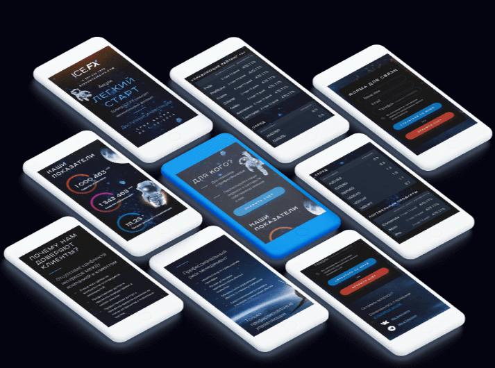 Дизайн интерфейса мобильного приложения в Figma