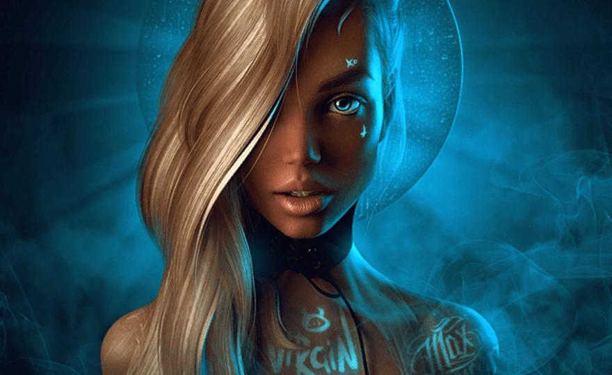 Digital ART в Фотошопе