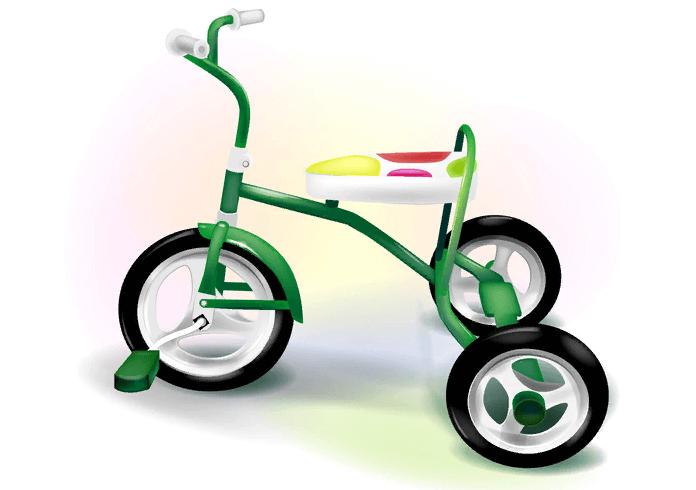 Иллюстрация велосипеда