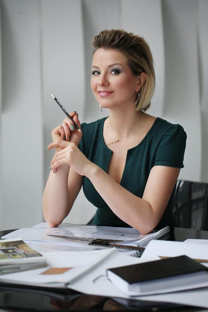Полина Лебедева - автор курса по дизайну интерьеров