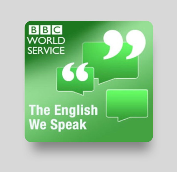 Подкаст The English We Speak