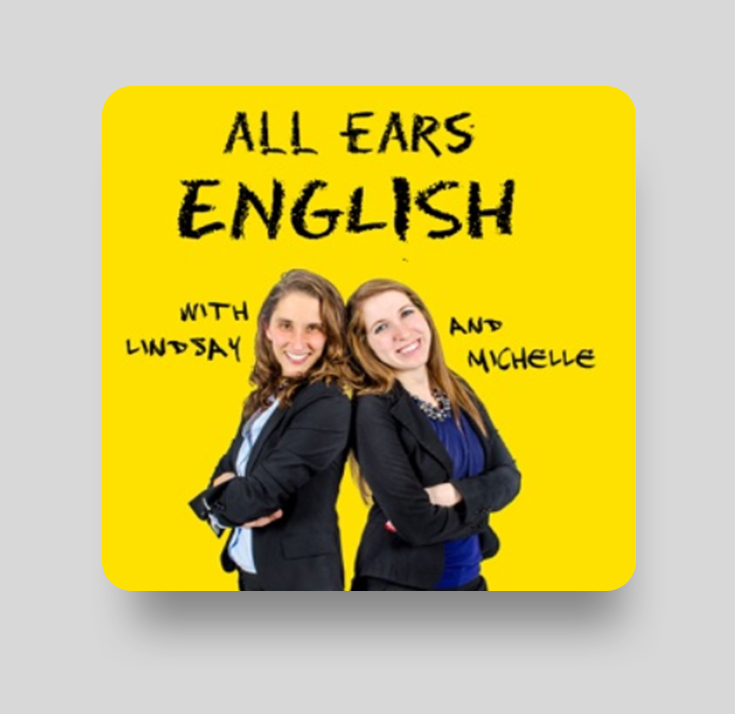 Подкаст All Ears English Podcast