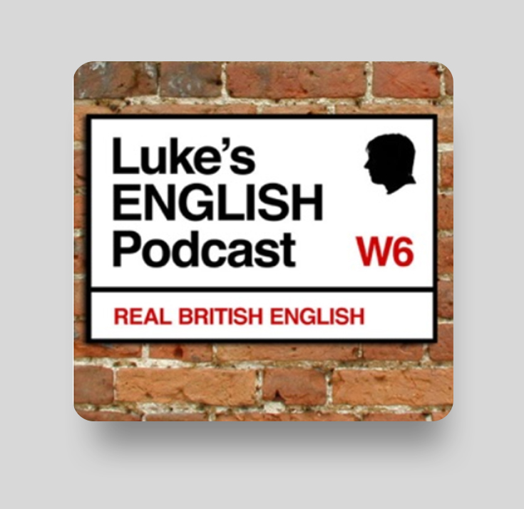 Подкаст Luke's ENGLISH Podcast — Learn British English with Luke Thompson