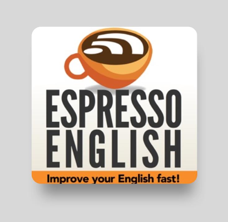 Подкаст для изучения британского английского Espresso English Podcast