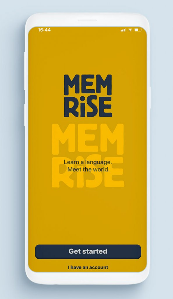 Приложение Memrise