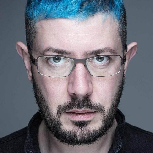 Артемий Лебедев - Основатель Студии Артемия Лебедева, арт-директор, блогер