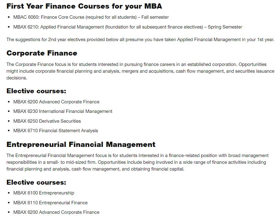 Программа MBA Finance в Leeds School of Business 1