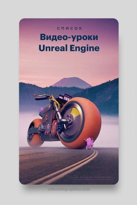 Уроки Unreal Engine с нуля
