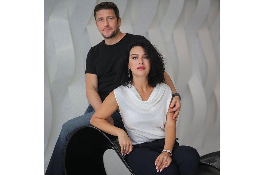 Максим и Юлия Спиридоновы, основатели Нетология