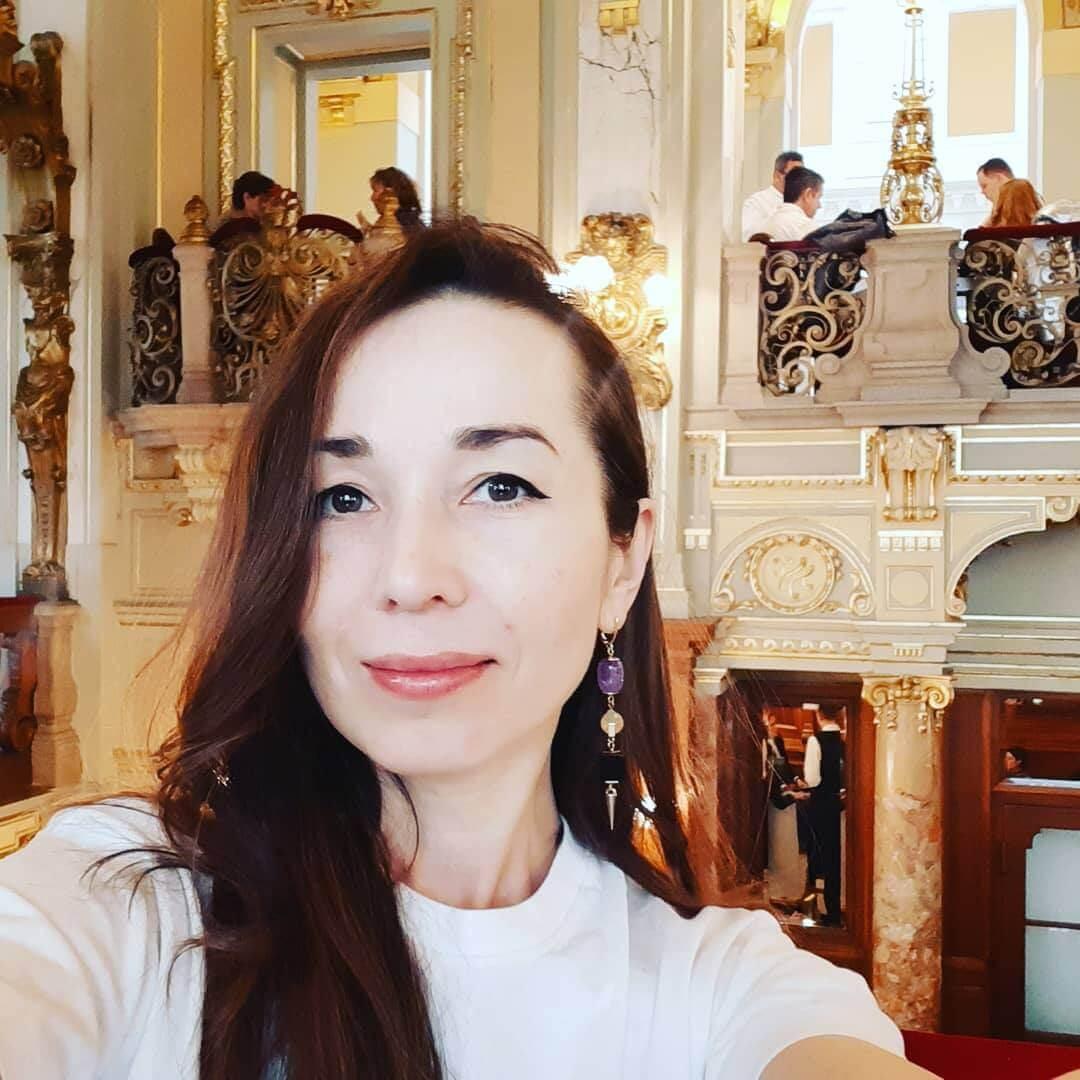 Аватар Olga Vanyushina