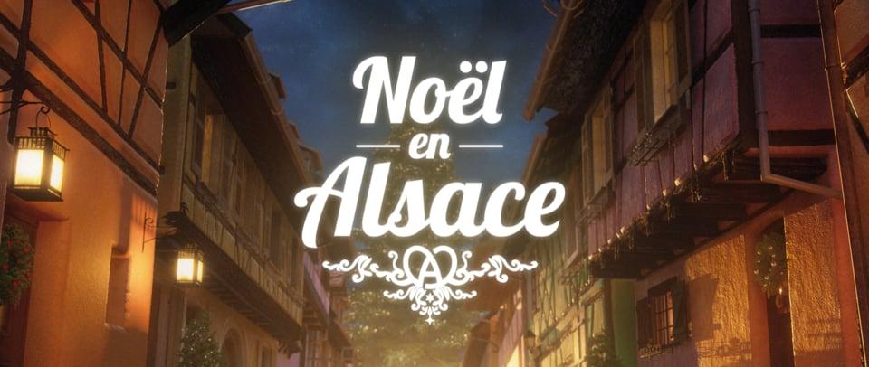 Noël en Alsace - 2015 - Film