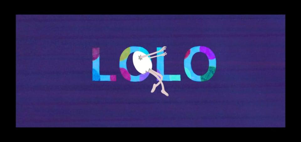 LOLO - JULIE DELPY (TITLE DESIGN)