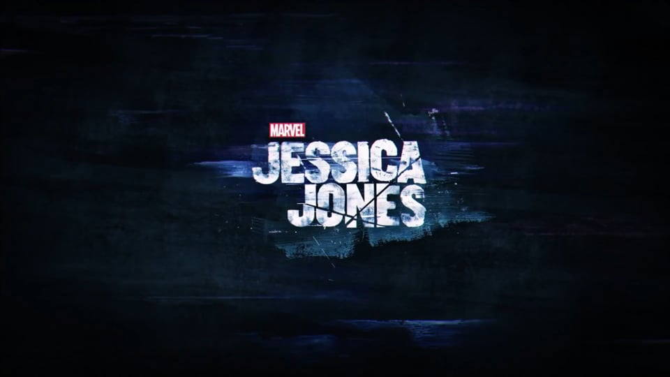 Jessica Jones Title Sequence