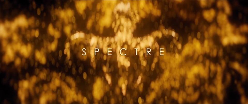 Spectre - Title Sequence (Radiohead edit)