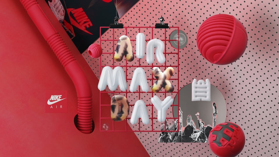 Nike ~ Air Max Day '17 ~ Remix