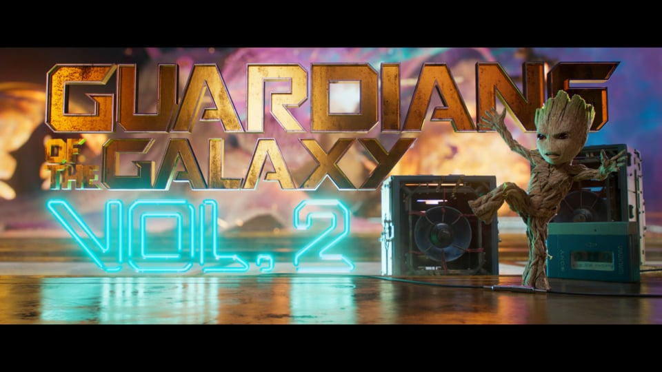 Guardians of the Galaxy Vol. 2 - Main Title