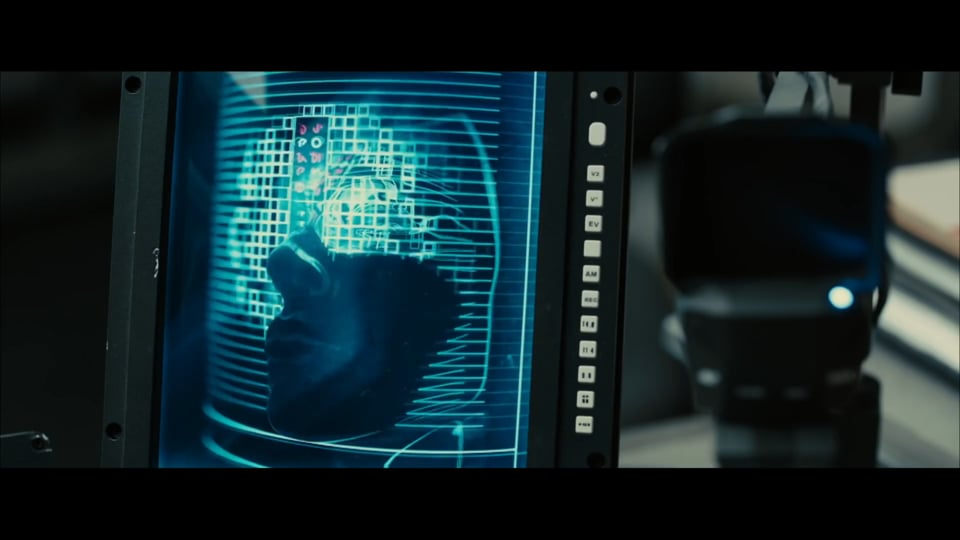 BladeRunner2049 UI Reel | Screen Graphics | Territory Studio