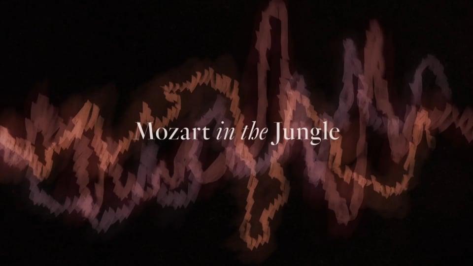 Mozart in the Jungle Titles Season 4