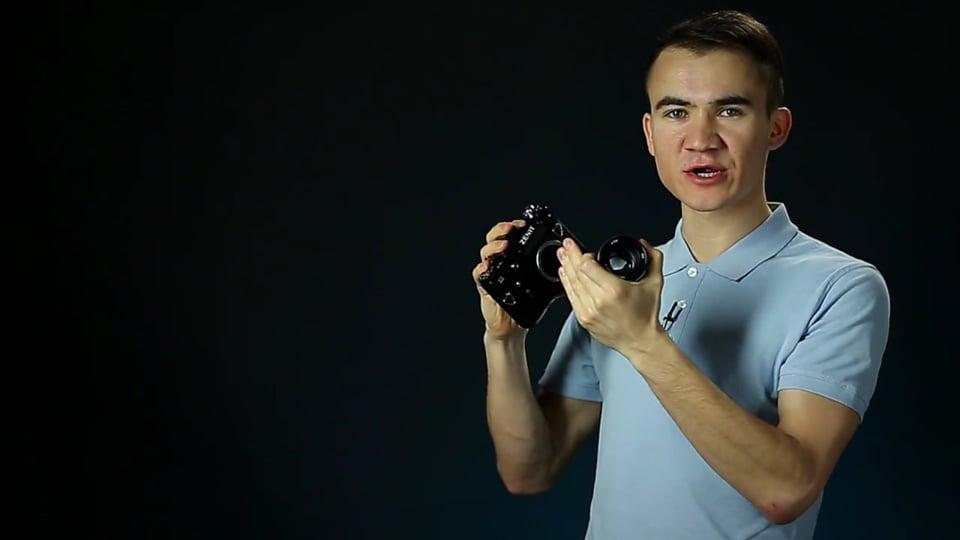 Уроки видеосъемки. Краткая история появления DSLR-камер