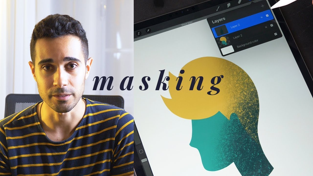 Using Clipping Masks in Procreate ✍️