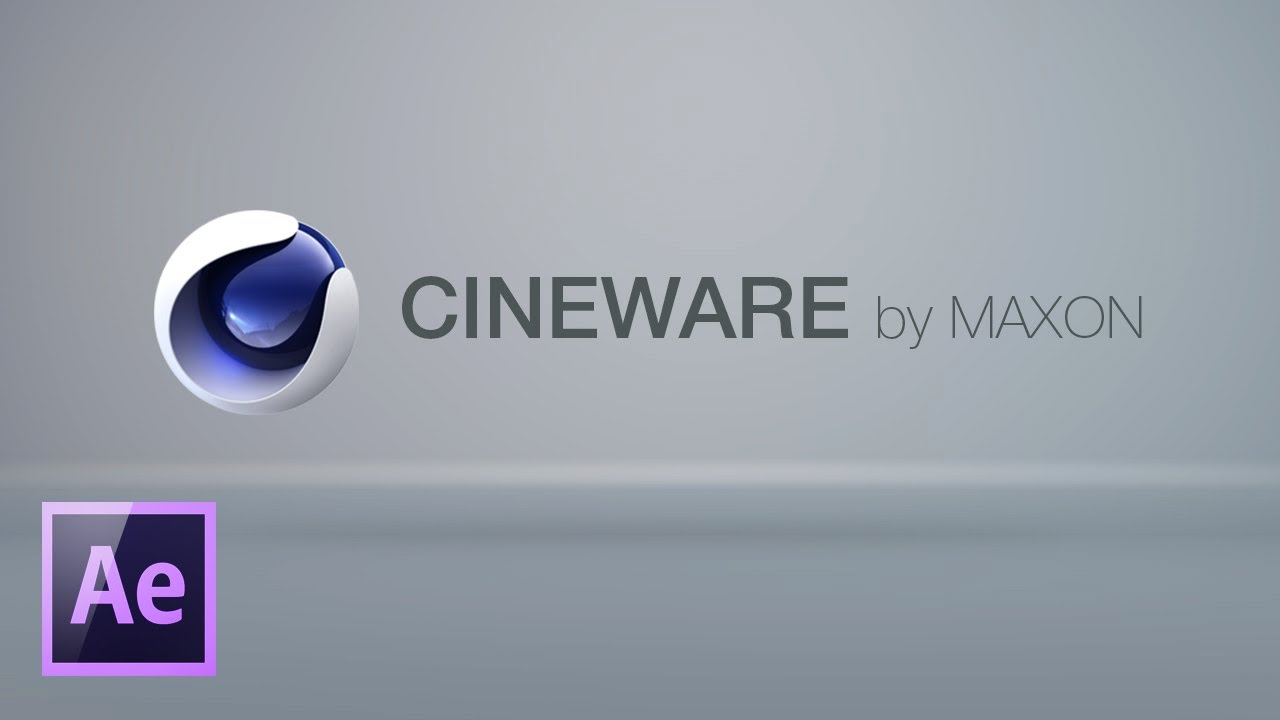 Легкая работа с проектами Cinema 4D в After Effects при помощи плагина CINEWARE.