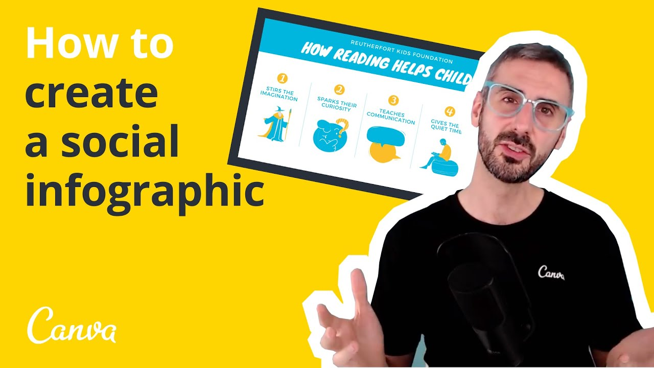 How to Create Social Infographics with Canva