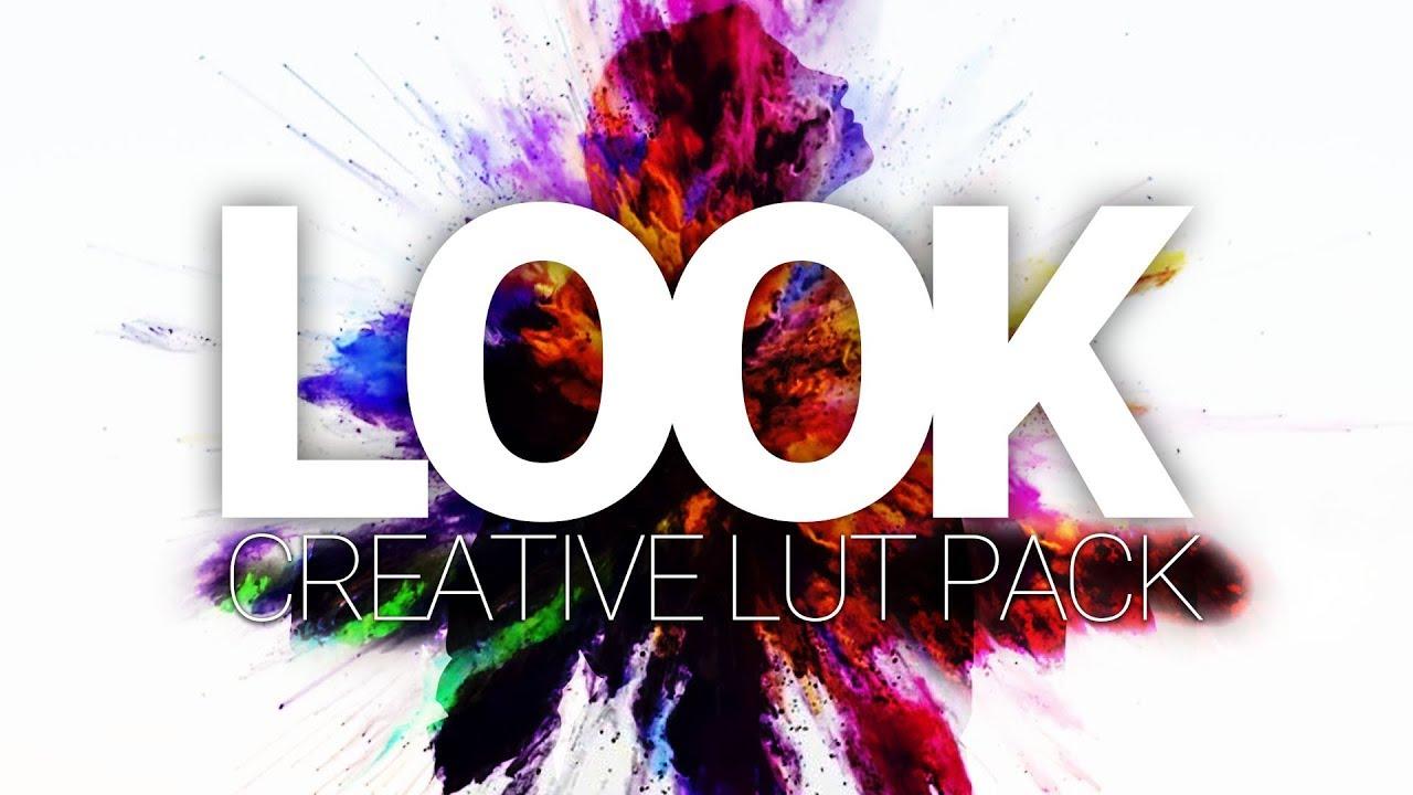 LOOK - 10 Creative LUT's