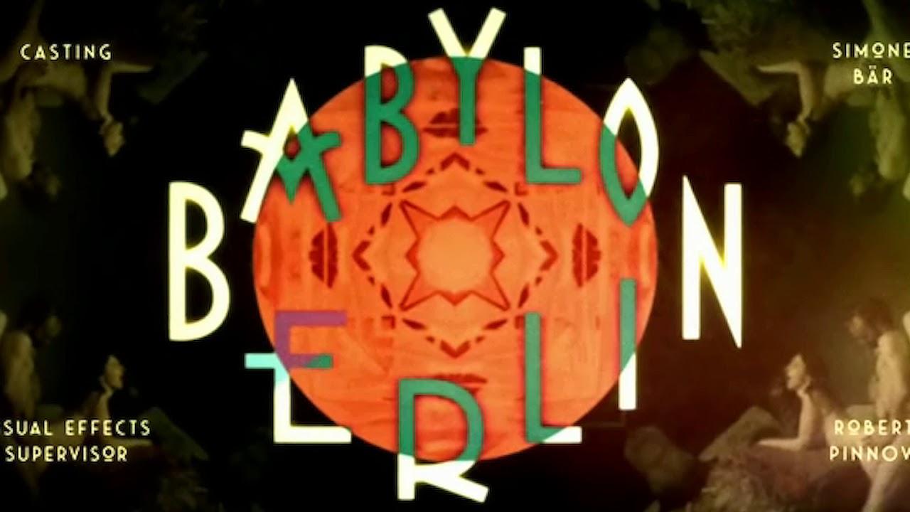 Babylon Berlin opening credits