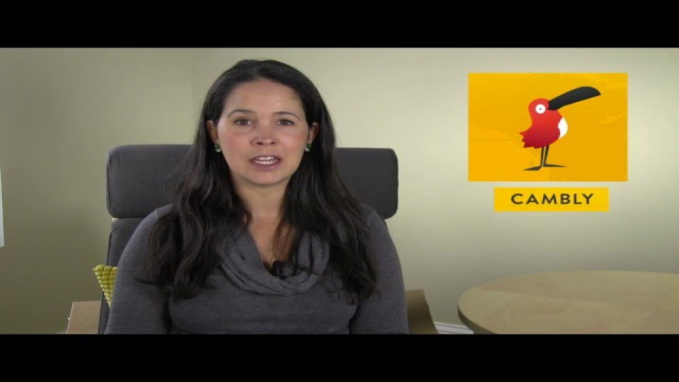 What Is Cambly?  Learn English on Demand