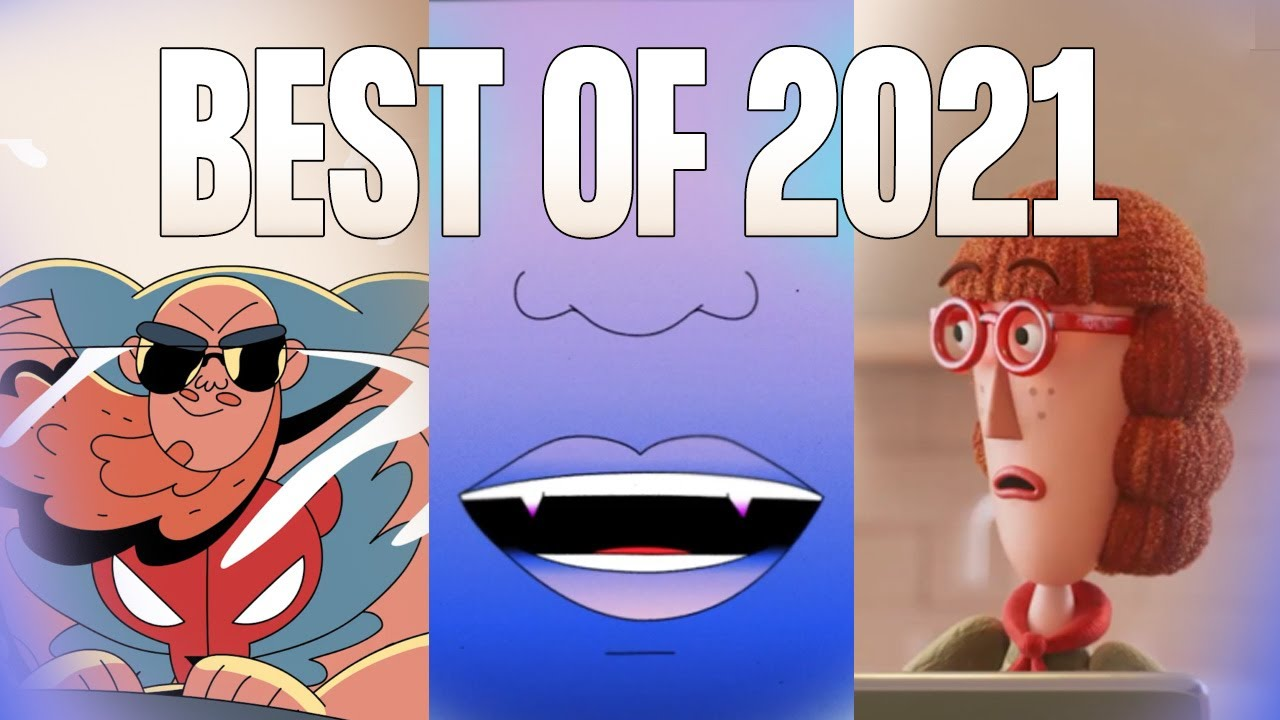 The Best Motion Design & Animation of 2021 (So Far...)