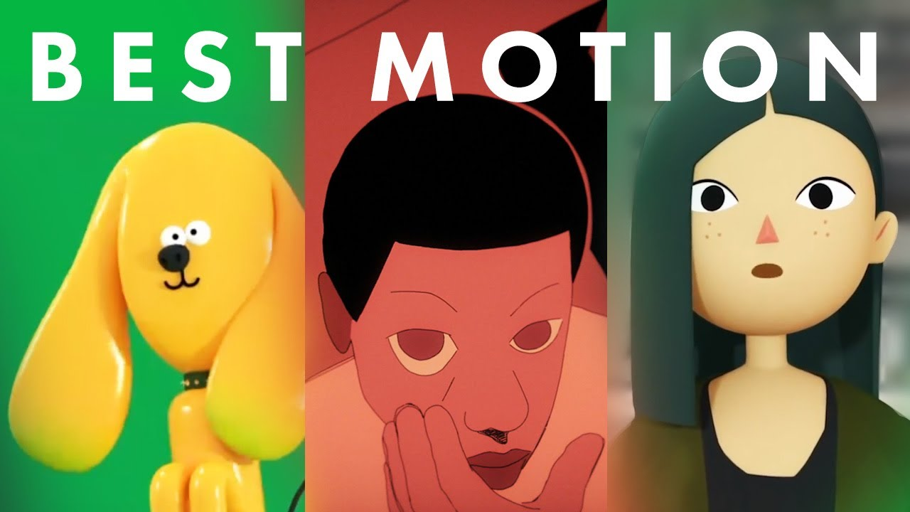 Animation That Will Blow Your Mind   Best Motion #7