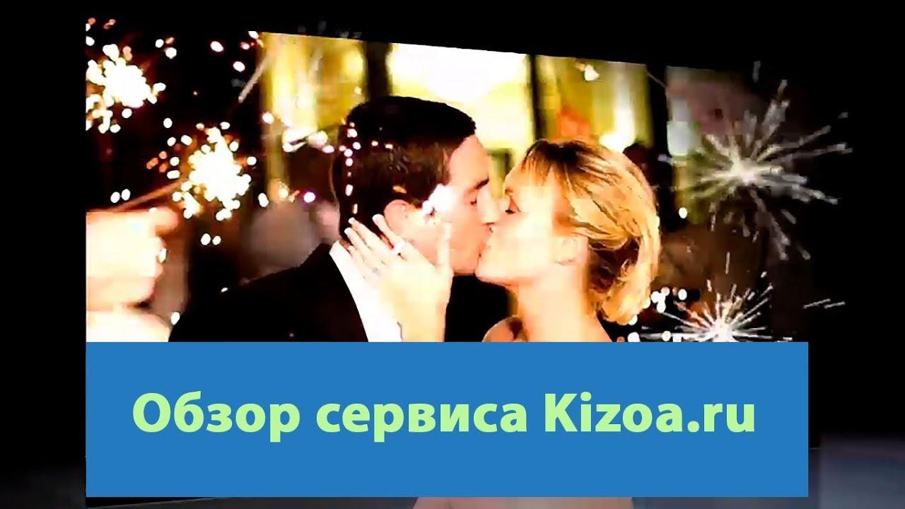 Kizoa онлайн видеоредактор - слайд-шоу, коллажи, видео