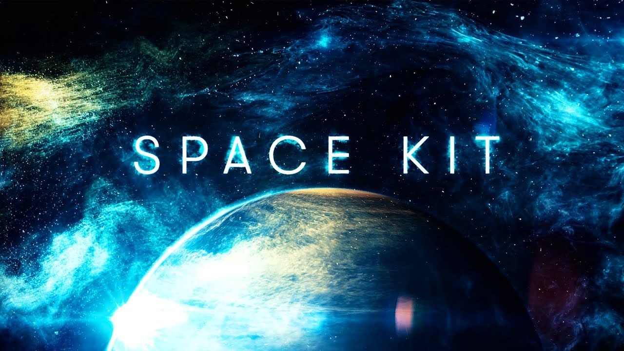 SPACE KIT: 40+ FREE 4K Space Textures and Elements | PremiumBeat.com