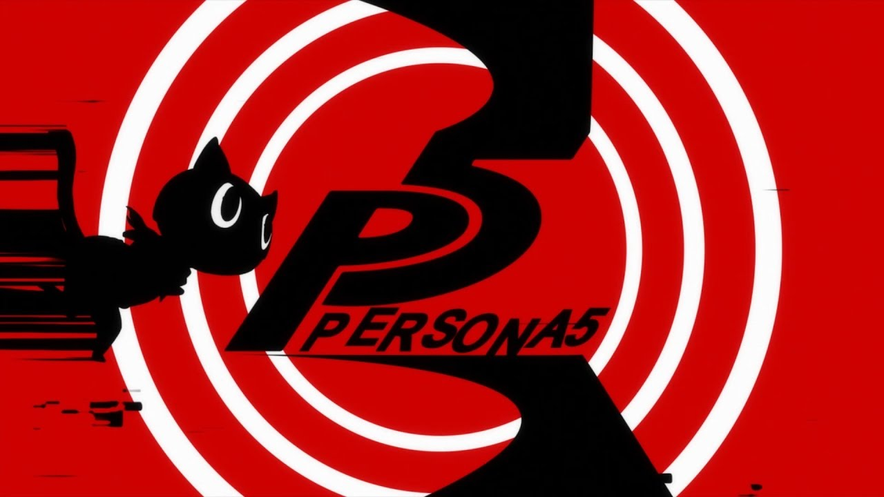 Persona 5 - Opening Title Sequence