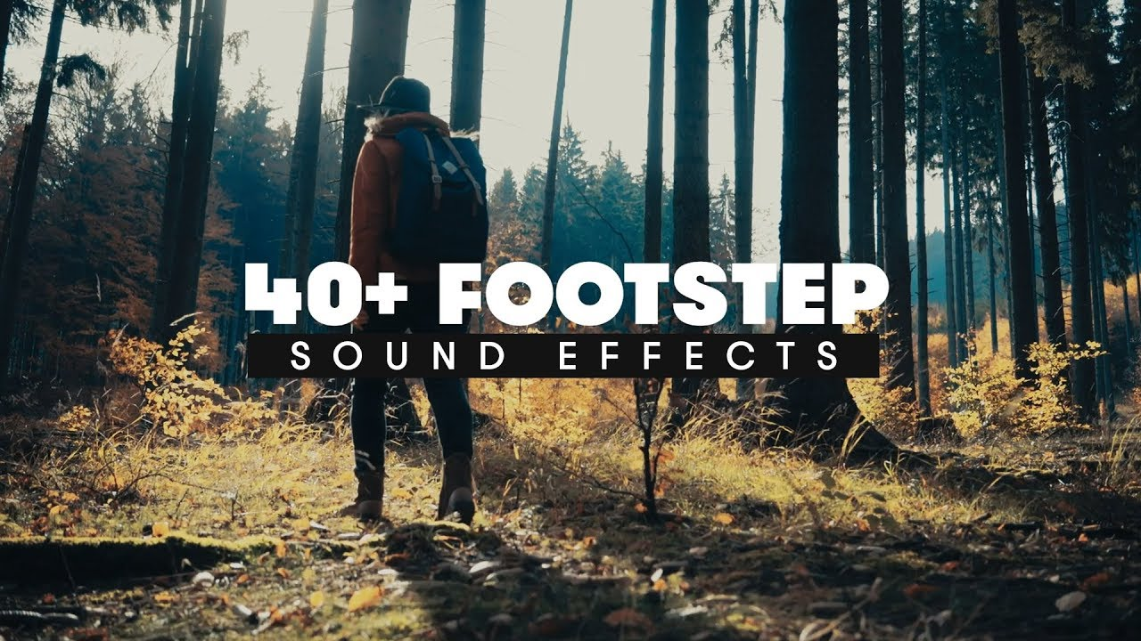 40+ FREE Footstep SFX | PremiumBeat.com