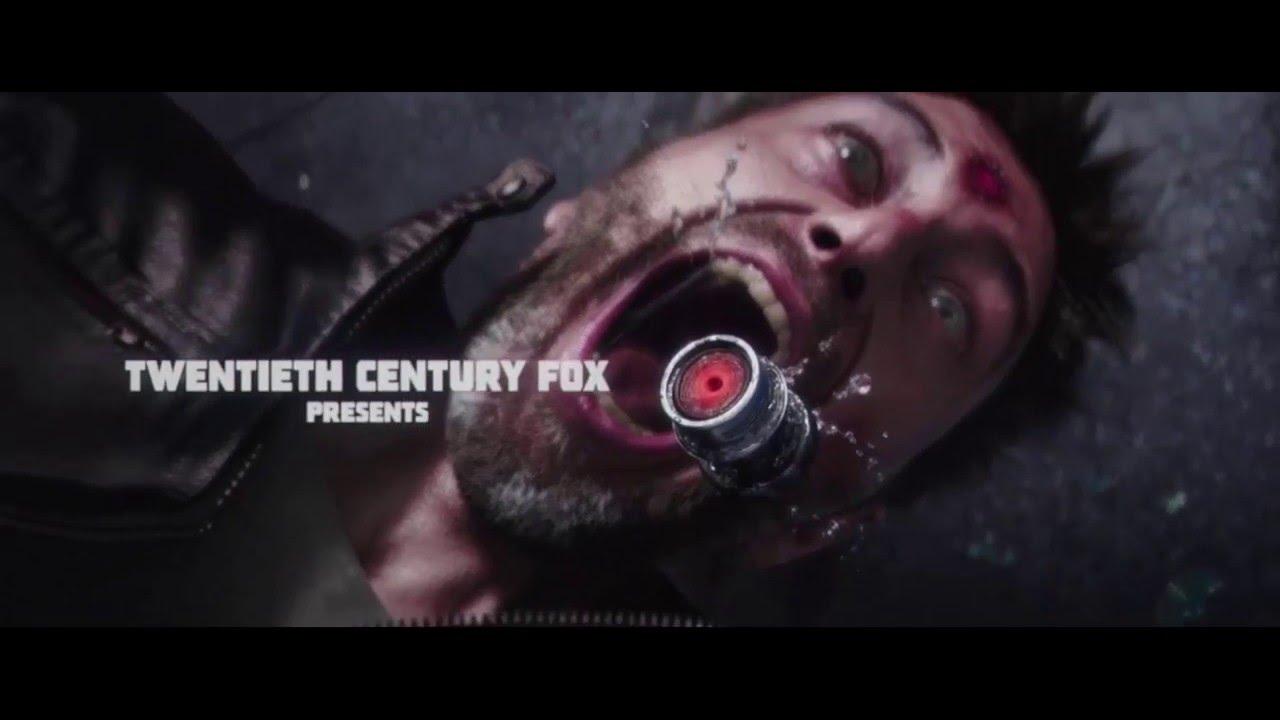 Deadpool Opening Credits