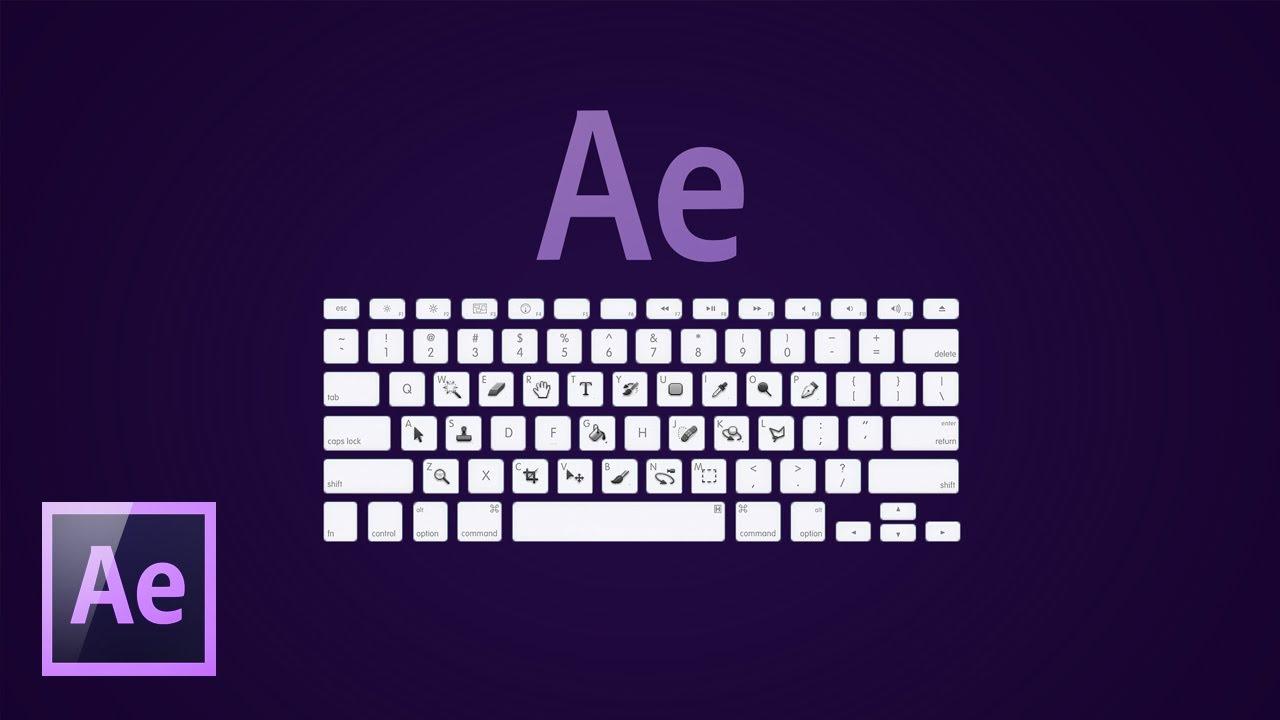 Полезные сочетания клавиш (Shortcuts) в After Effects