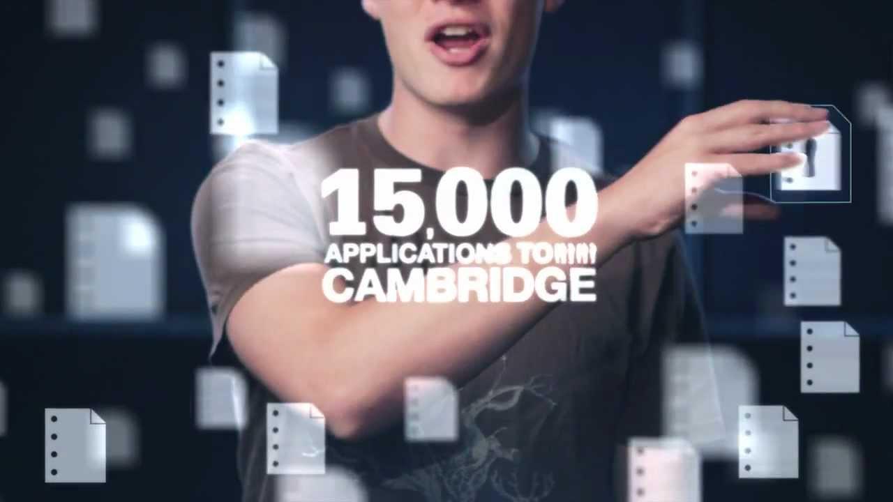 Cambridge in Numbers