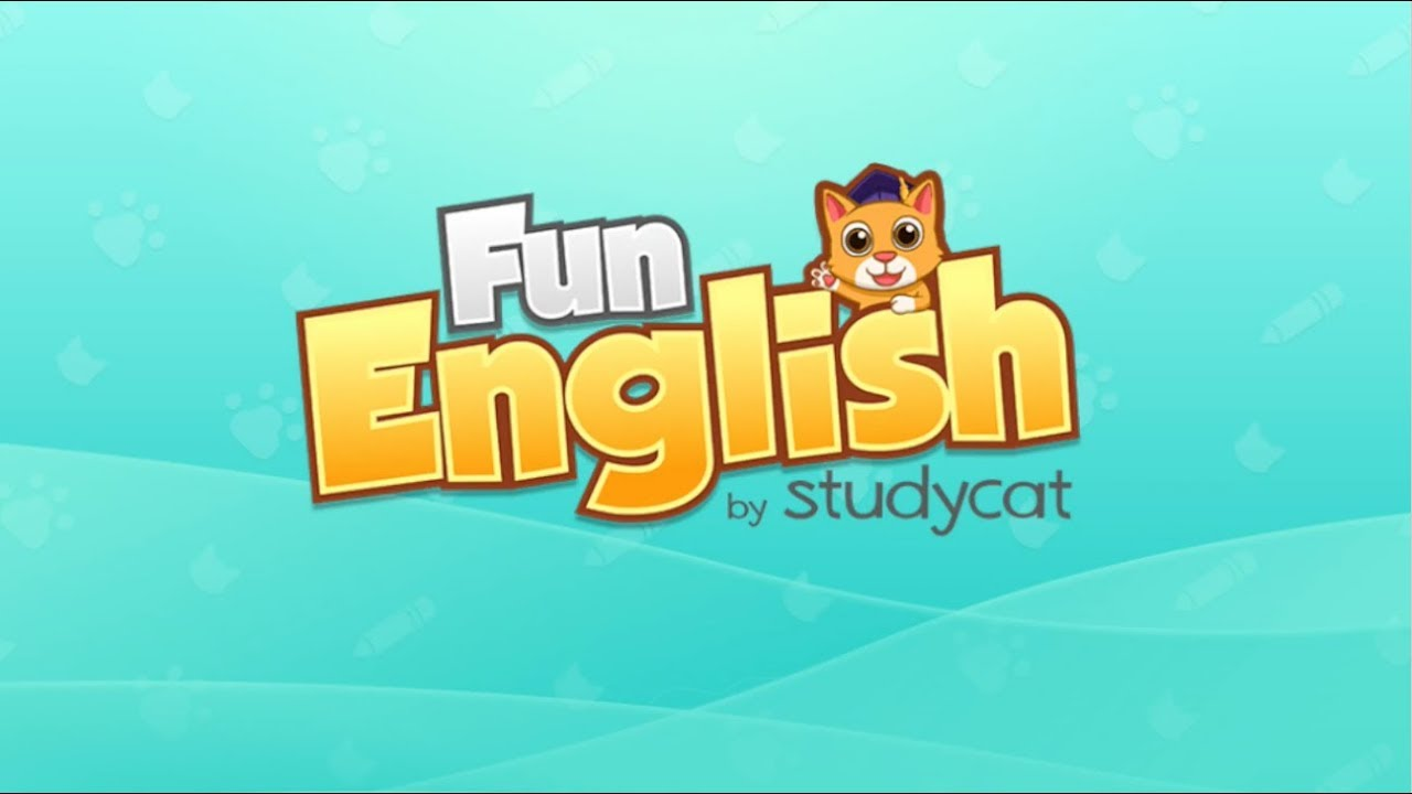 Fun English | Language Learning Games for Kids by Studycat - New Version 16!