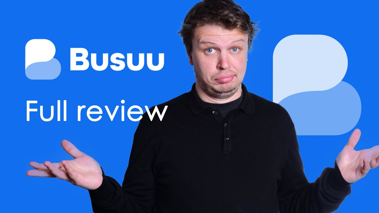 BETTER THAN DUOLINGO - Busuu Easy Language Learning App Review