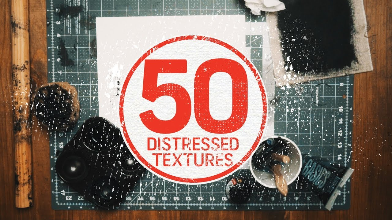 50 Free Distressed Textures For Graphic Designers | Shutterstock