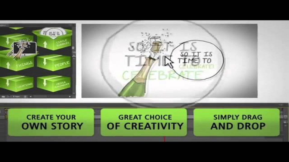 Create Your Story Whiteboard Character Pack Template Videohive After Effects Snowcake