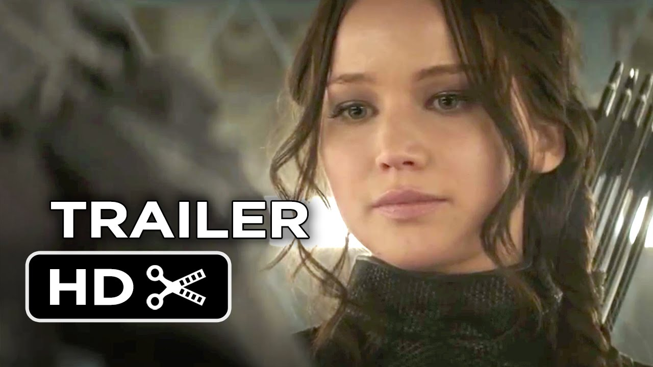 The Hunger Games: Mockingjay - Part 1 Official Trailer #1 (2014) - THG Movie HD