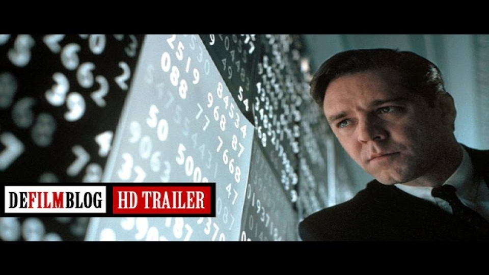 A Beautiful Mind (2001) Official HD Trailer [1080p]