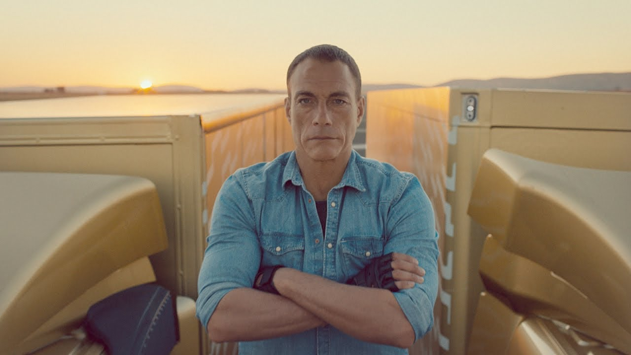 Volvo Trucks - The Epic Split feat. Van Damme (Live Test)