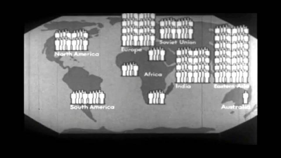 World Of Plenty - Isotype Animation