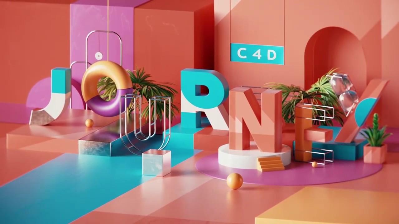 C4D Journey