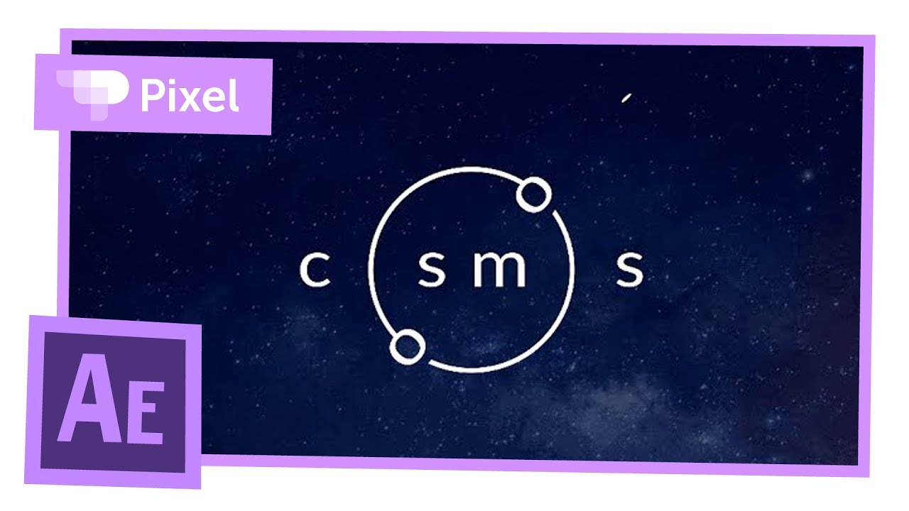 Создание космической анимации в After Effects