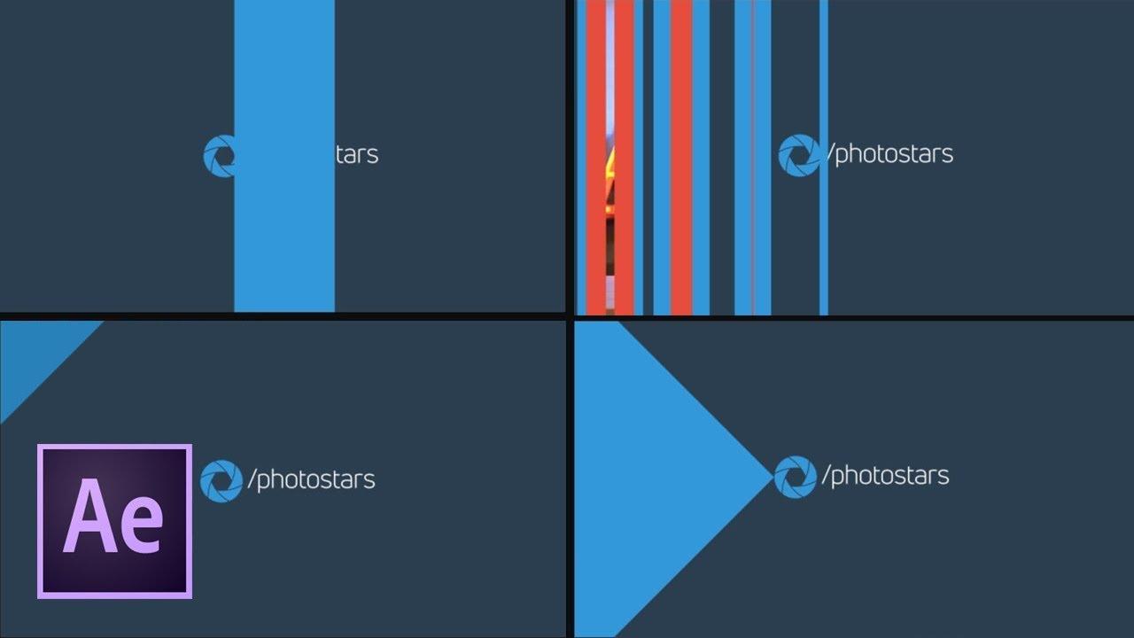 Мини-курс «Анимированная графика для YouTube». Урок 2 - Создание заставки (Часть 2).